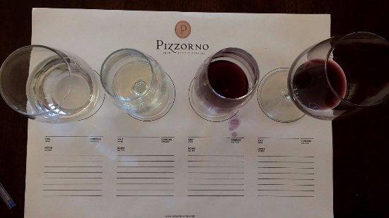 Pizzorno Family Estates: Degustación.