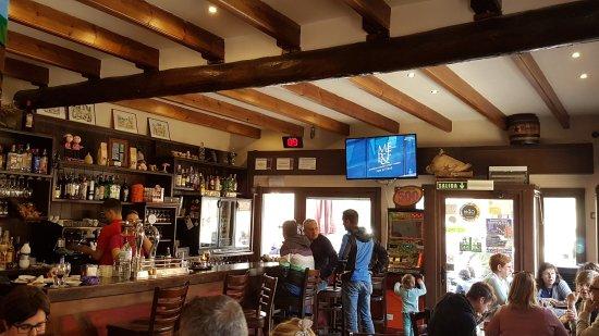 Bronchales, สเปน: Bar Restaurante el Rinconcillo
