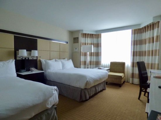 Pullman San Francisco Bay: Spacious and comfortable