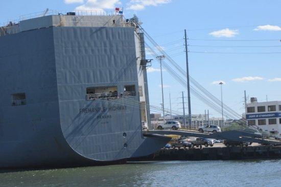 Trip Advisor Charleston Harbor Tour
