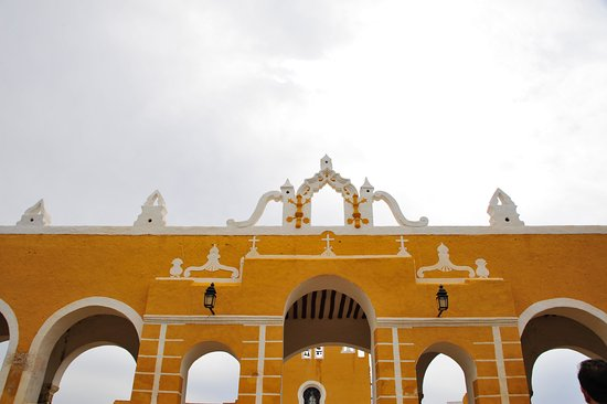 Izamal, Meksika: convento
