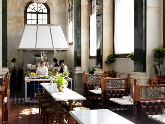 The Malibu Kitchen Ned London