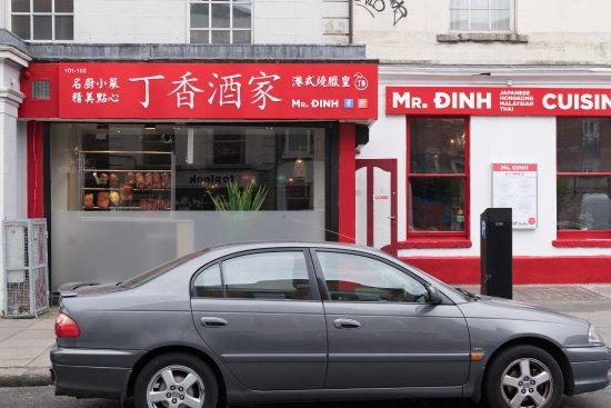 Asian restaurant dublin think