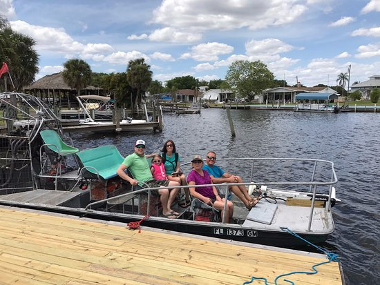 Arcadia, FL: Nav-A-Gator Airboat Tours