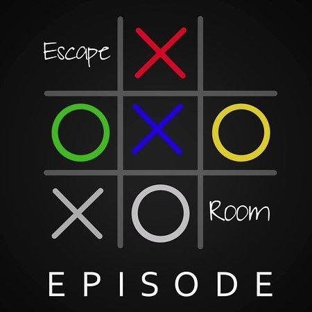 ‪Episode Escape Room‬