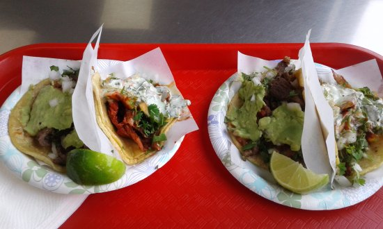 Chula Vista, CA: Tacos