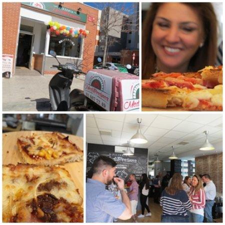 San Sebastian de los Reyes, Spanyol: ¡En Pizzería Mediterránea estás en familia!