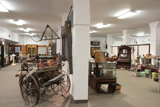 More artifacts about the local history of Rexburg