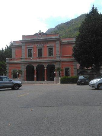 Mercogliano, Olaszország: funicolare di Montevergine