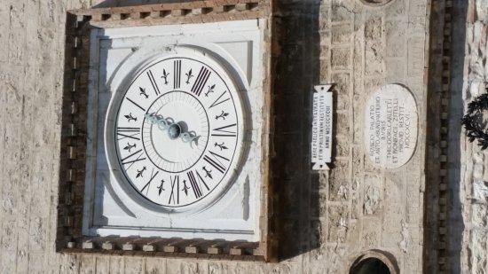 Arcevia - Piazza centrale
