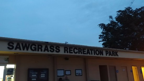 Weston, FL: Welcome center