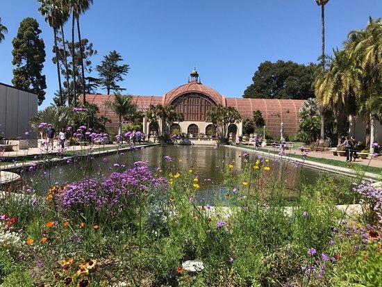 Botanical Gardens Picture Of Balboa Park San Diego Tripadvisor