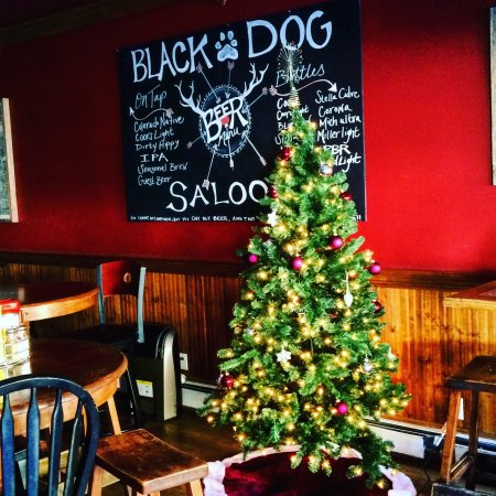 New Castle, CO: Black Dog Saloon