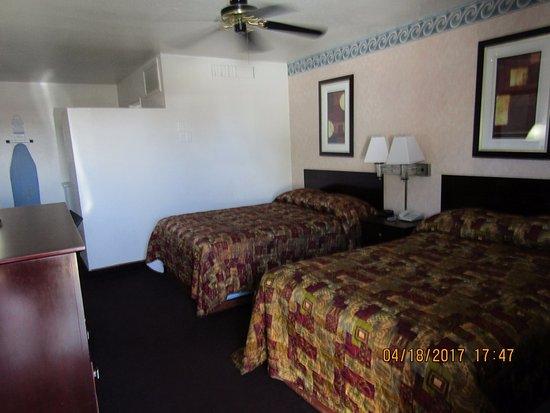 Carlsbad Inn Beds A Little Too Soft