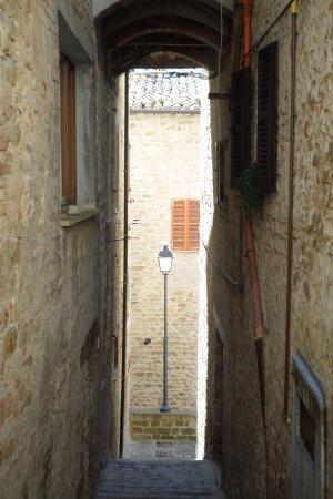 Penna San Giovanni, Italy: centro storico