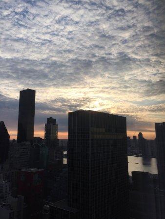 The Westin New York Grand Central: Alba su Manhattan
