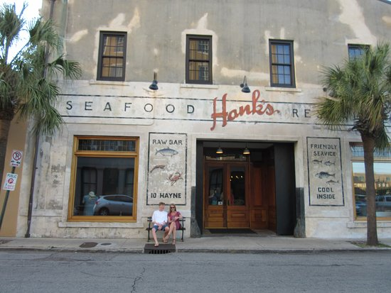 Hanks picture of hank 39 s seafood restaurant charleston for Fish restaurant charleston sc