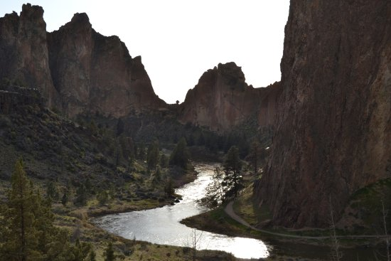 Redmond, OR: Smith Rock State Park