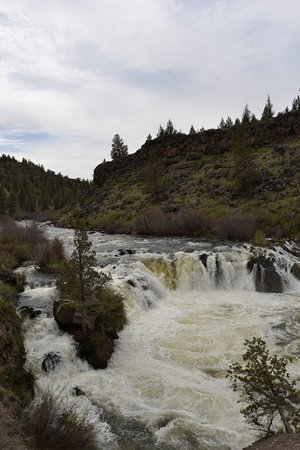 Crooked River Ranch, Oregón: Steelhead Falls