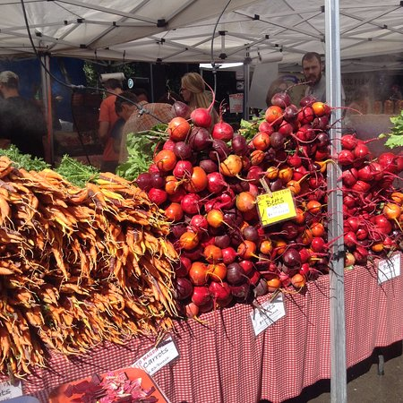 Boulder, CO: Gorgeous Beets and Carrots, Healthy for Sure!