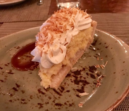 Leawood, KS: Coconut Cream Pie
