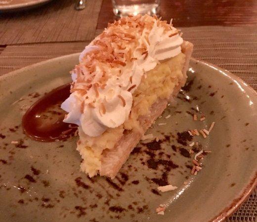 Leawood, Канзас: Coconut Cream Pie