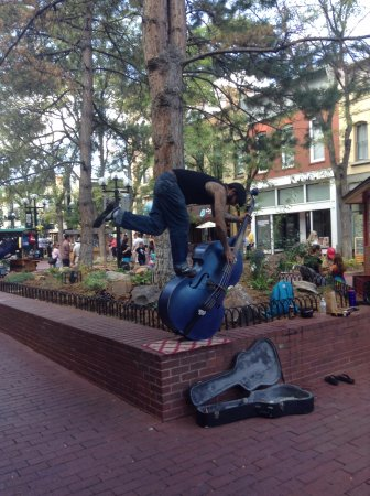 Boulder, CO: Entertainment, food, and shops, what more to ask for?