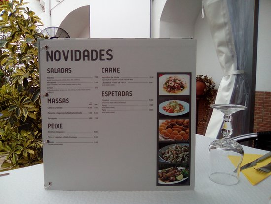 Beja, Portugal: Ristorante Pizzeria Dona Maria