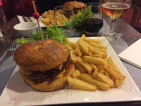 Roncq, Франция: LE Burger Maison