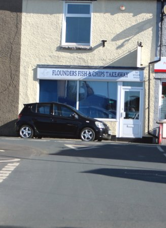 Flounders Fish & Chips