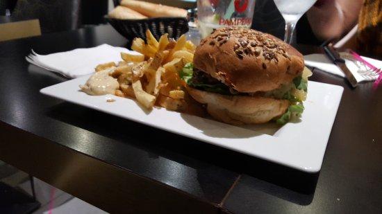 Les Mureaux, Francia: restaurant l' Olivier