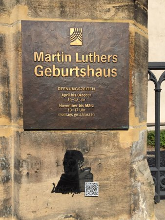 Eisleben, Germany: Visit the related exhibits at the birth house museum of Martin Luther.