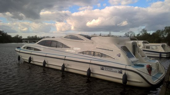 Wroxham, UK: Brinks Lullaby 2