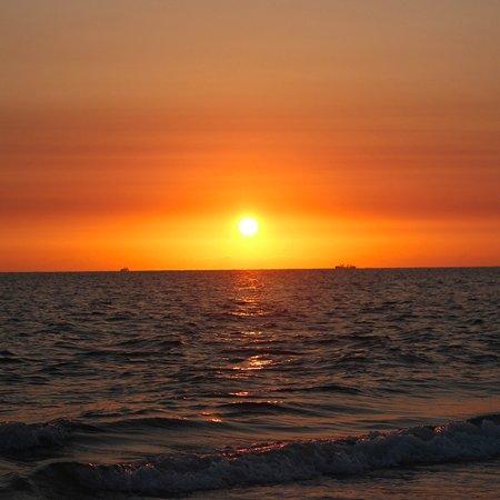 Cape San Blas: Sunset