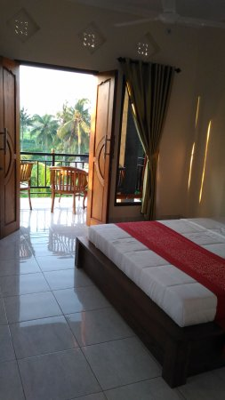 Mas, Indonesia: This is my rooms double bad