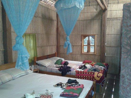 Kep, Καμπότζη: Adada 10 günlük 10 Dollar olan Bungalowlar..