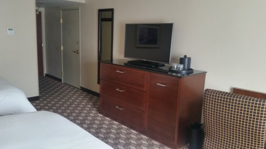 Park City Marriott : a handsome, well-appointed room