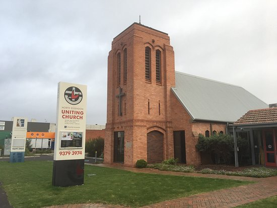 ‪North Essendon Uniting Church‬