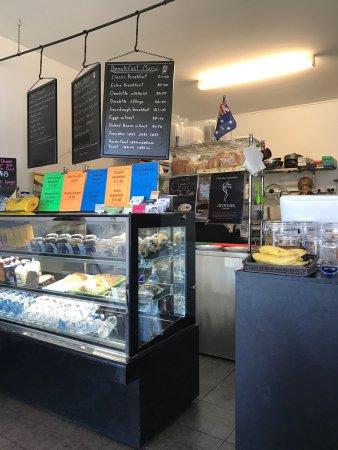Ipswich, Australien: Windy Cafe Restaurant
