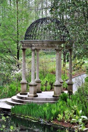 Kennett Square, بنسيلفانيا: Garden folly, Longwood Gardens