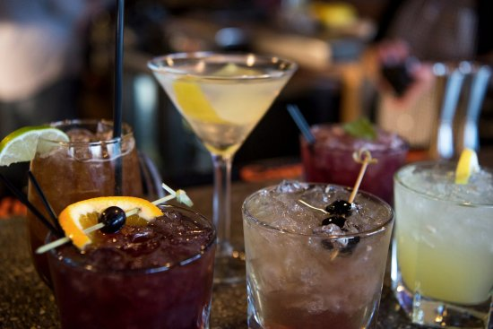 West Bend, WI: Craft drinks and old fashioneds!