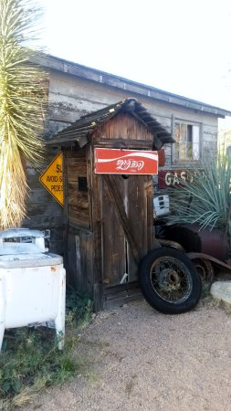 Kingman, AZ: Hackberry General Store, Route 66 - Arizona