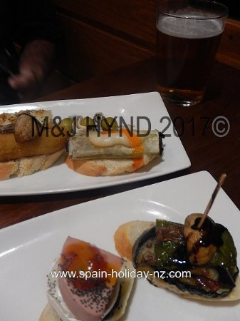 Plaza Nueva: Delectable, mouth-watering pintxos