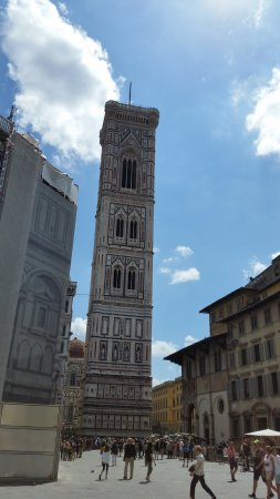 Playa Grande, Kosta Rika: The Duomo in Florence.