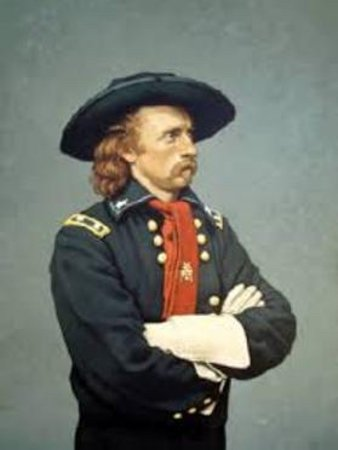 Sheridan, WY: General Custer