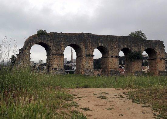 L'aqueduc Romain Constantine: standing lonely
