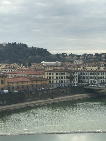 The Westin Excelsior Florence: penthouse view