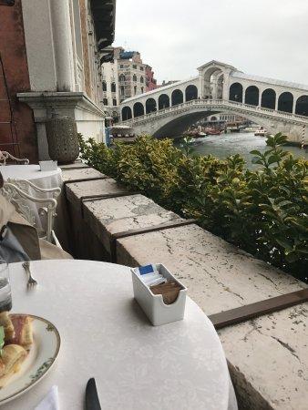 Al Ponte Antico Hotel: breakfast