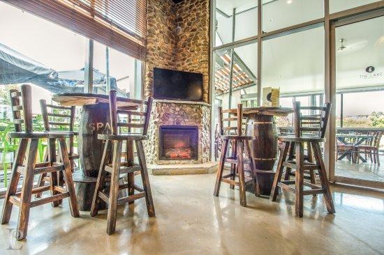 Varsity Lakes, Australien: Fireplace