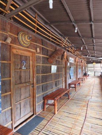 Kota Belud, Malaysia: Traditional Longhouse